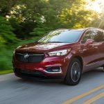 2020 Buick Enclave Gets Sport Touring Treatment, Now Gives Massages